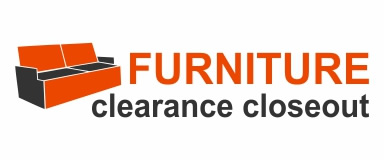 Furniture clearance company logo